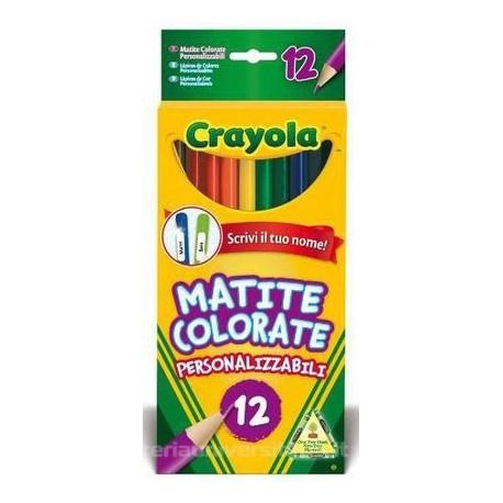 Crayola - matite colorate
