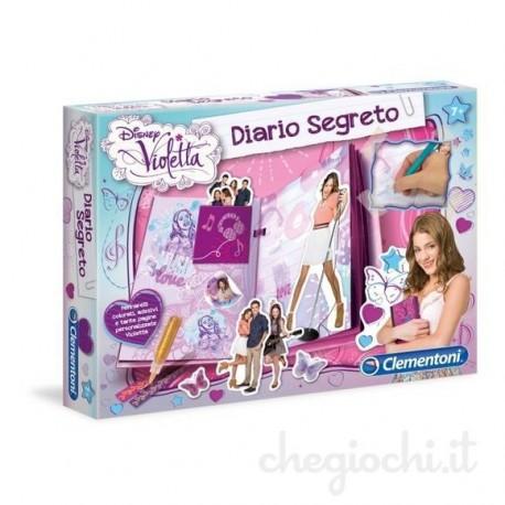 Clementoni Violetta - il mio diario