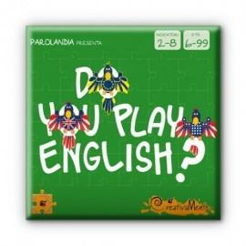 Creativamente - Do you play english?
