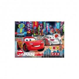 Clementoni - Puzzle 104 pezzi Cars