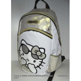 Hello kitty - zaino scuola teen organizzato