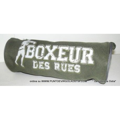 Boxeur - astuccio tombolino verde