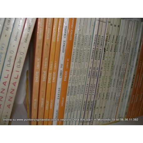 Virgilio - eneide libro 5 -Traduttore Ciranna Roma